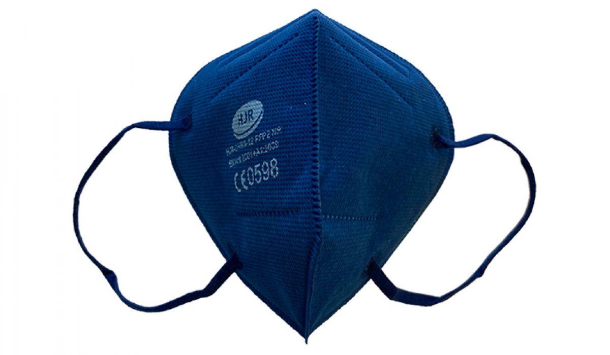 ImplanTec FFP2 Maske blau